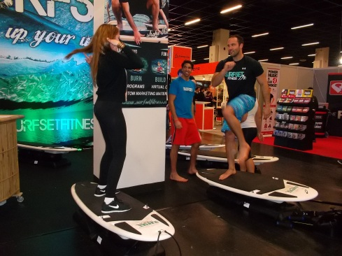 FIBO SURFSET FITNESS