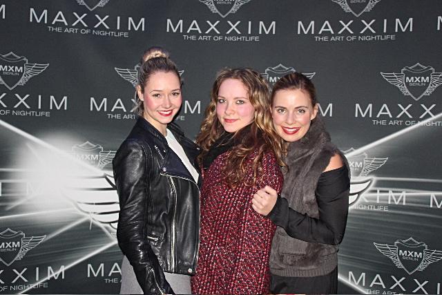 Constance, Julia, Katharina