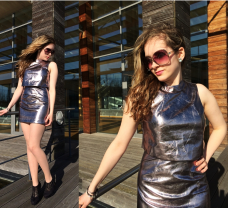Juliastreetsyle_metallicdress_Collage