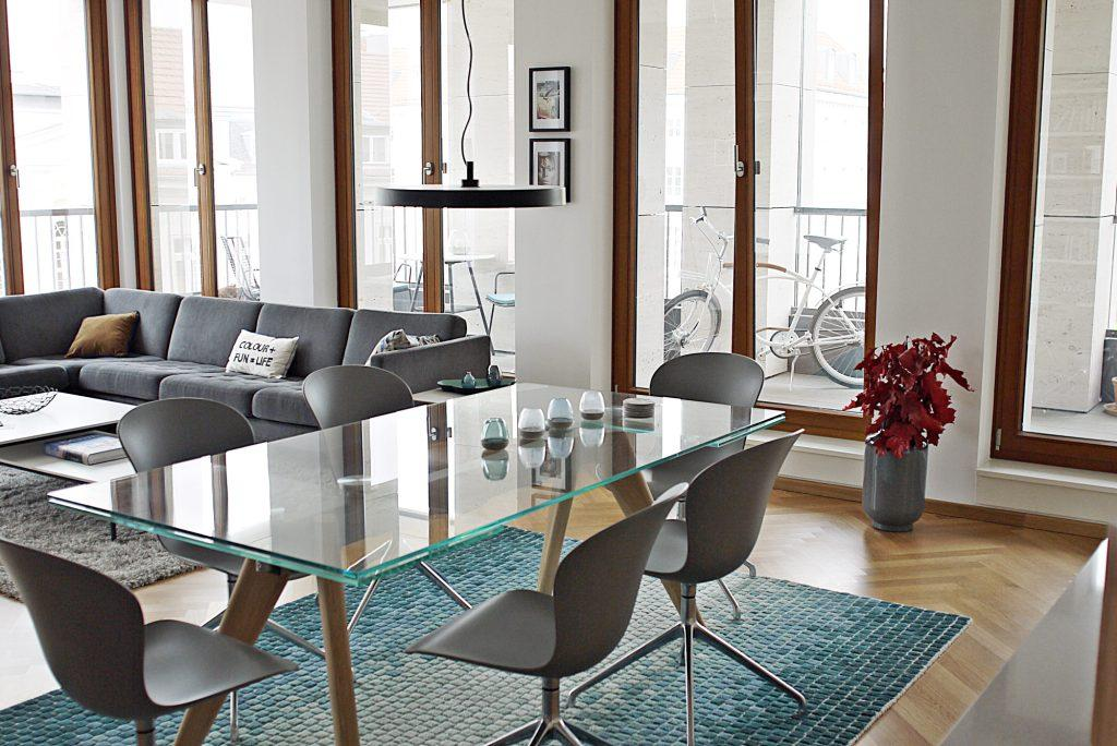 BoConcept luxury apartment Berlin | Julia Streetstyle Blog