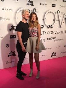 Marcus Butler & Model Stefanie Giesinger